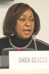 Dr. Gwen Benson