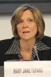 Mary Jane Tufano, NYC Board of Education
