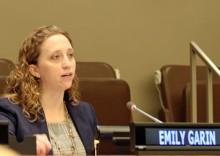 Emily Garin, UNICEF