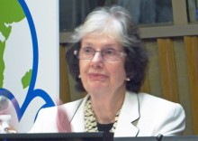 Grace Murphy, CTAUN Vice-Chair