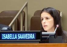 Isabel Saavedra