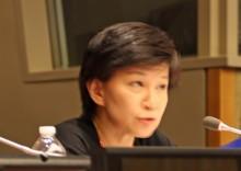 Izumi Nakamitsu, UN Asst. Secretary General