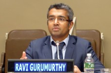 Ravi Gurumurthy, International Rescue Committee