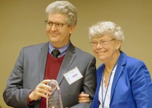 Fernando Reimers, CTAUN Honoree, Global Citizenship Award in Memory of Barbara Walker
